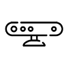 Разработка программ под сенсоры Tof, сенсоры глубины, Kinect, Leap motion